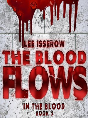 cover image of The Blood Flows