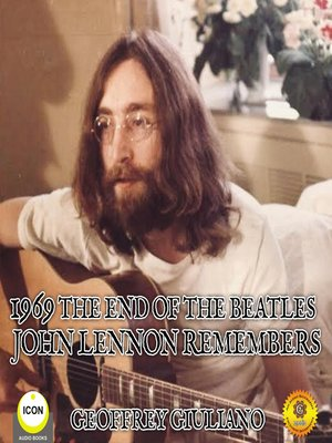 cover image of 1969: The End of the Beatles