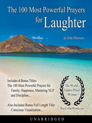 cover image of The 100 Most Powerful Prayers for Uncontrollable Laughter