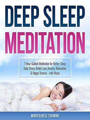 cover image of Sleep Sound Meditation
