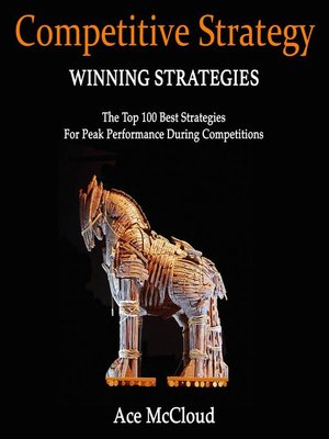 cover image of Competitive Strategy