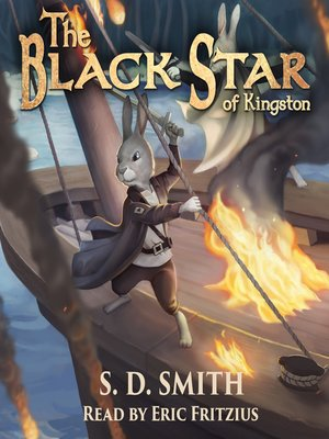 cover image of The Black Star of Kingston