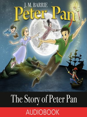 cover image of The Story of Peter Pan