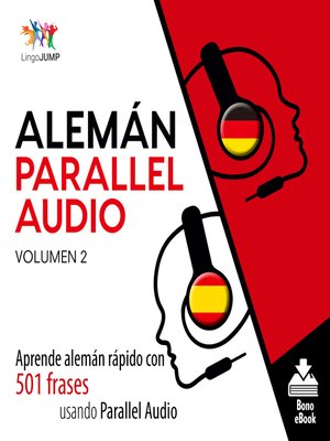 cover image of Aprende alemán rápido con 501 frases usando Parallel Audio, Volumen 2