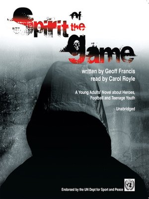 cover image of Spirit of the Game