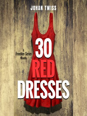 cover image of 30 Red Dresses