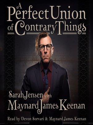 cover image of A Perfect Union of Contrary Things