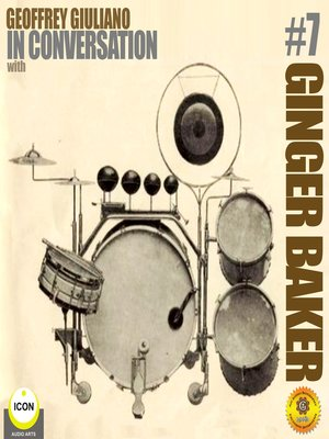 cover image of Ginger Baker of Cream in Conversation, Part 7