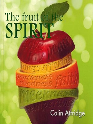 cover image of The Fruit of the Spirit