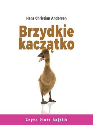 cover image of Brzydkie kaczątko