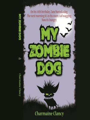 cover image of My Zombie Dog