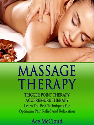 cover image of Massage Therapy