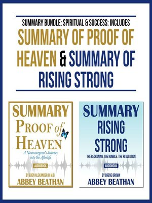 cover image of Summary Bundle: Spiritual & Success