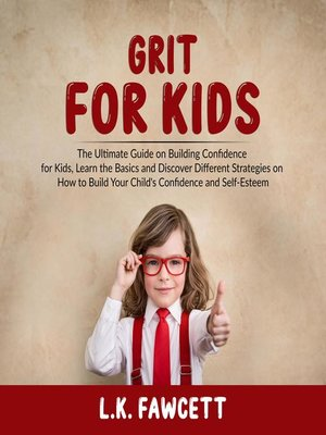 cover image of Grit for Kids