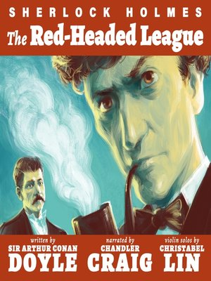 cover image of The Red Headed League