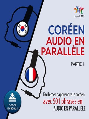 cover image of Coréen audio en parallèle
