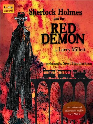 cover image of Sherlock Holmes and the Red Demon