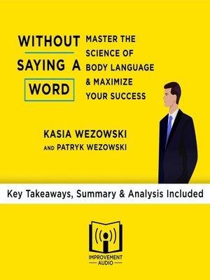 cover image of Without Saying a Word by Kasia Wezowski and Patryk Wezowski