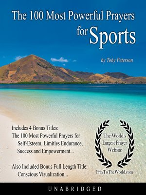 cover image of The 100 Most Powerful Prayers for Sports