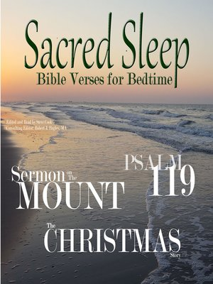cover image of Sacred Sleep
