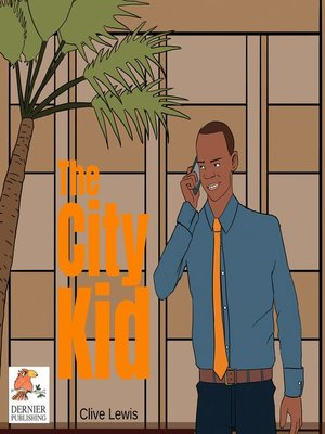 cover image of The City Kid