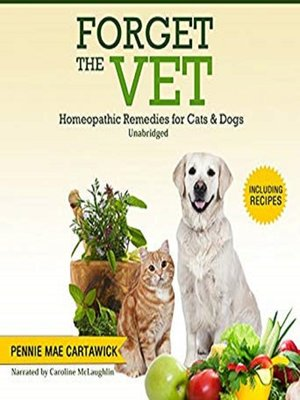 cover image of Forget the Vet