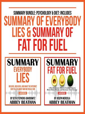 cover image of Summary Bundle: Psychology & Diet