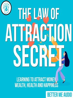 cover image of The Law of Attraction Secret