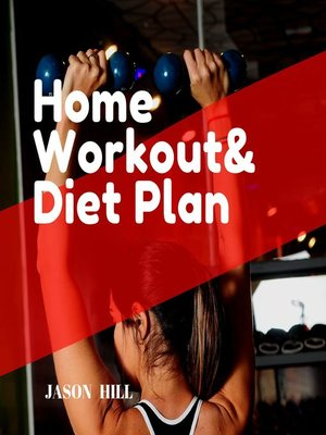 cover image of Home Workout & Diet Plan