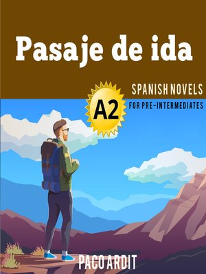 cover image of Pasaje de ida