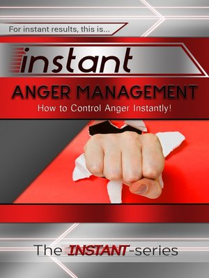 cover image of Instant Anger Management