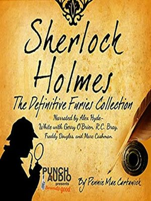 cover image of Sherlock Holmes: The Definitive Furies Collection