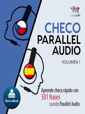 cover image of Aprende checo rpido con 501 frases usando Parallel Audio - Volumen 14