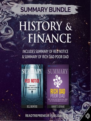 cover image of Summary Bundle: History & Finance
