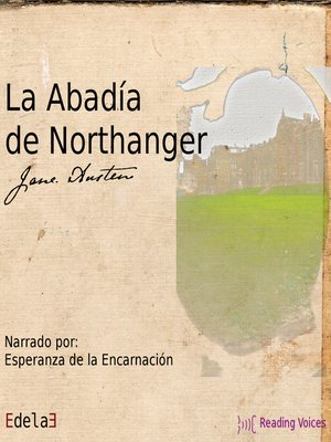 cover image of La Abadía de Northanger