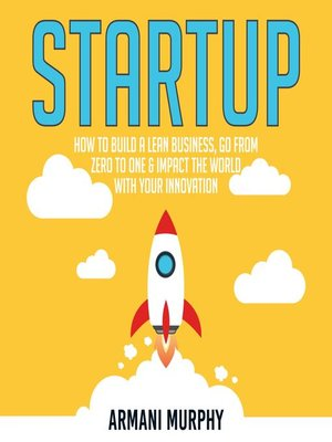 cover image of Startup
