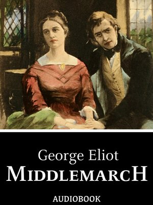 cover image of Middlemarch
