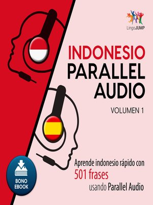 cover image of Aprende indonesio rpido con 501 frases usando Parallel Audio - Volumen 1