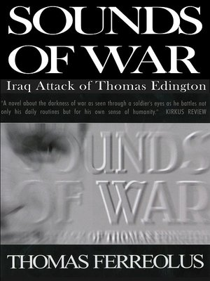 cover image of Sounds of War