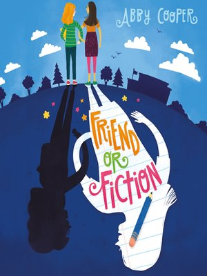cover image of Friend or Fiction