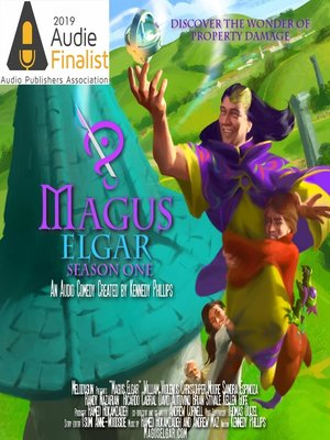 cover image of Magus Elgar