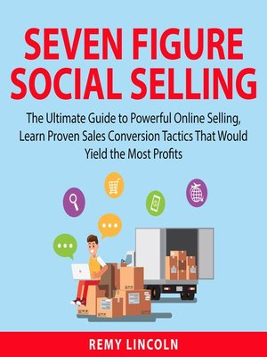 cover image of Seven Figure Social Selling