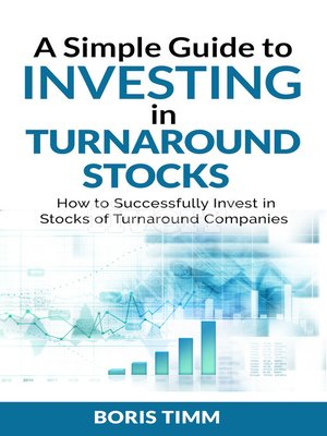 cover image of A Simple Guide to Investing in Turnaround Stocks