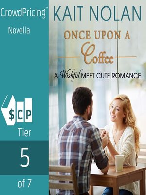 cover image of Once Upon a Coffee