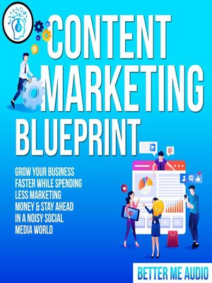 cover image of Content Marketing Blueprint