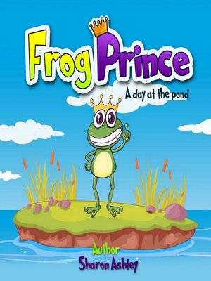 cover image of Frog Prince