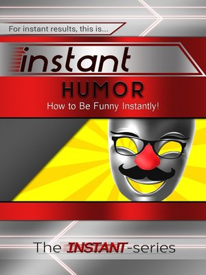 cover image of Instant Humor