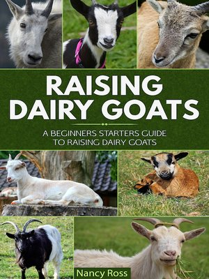 cover image of Raising Dairy Goats