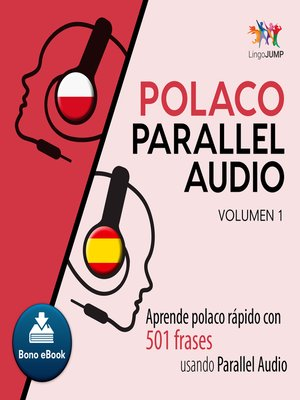cover image of Aprende polaco rpido con 501 frases usando Parallel Audio - Volumen 1