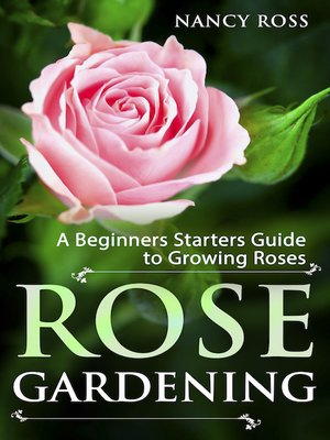 cover image of Rose Gardening
